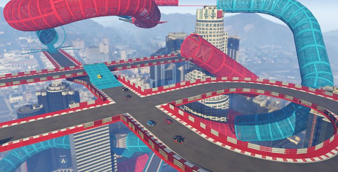 Grand Theft Auto Online: Cunning Stunts - Special