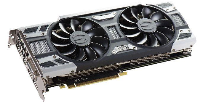 EVGA GeForce GTX 1080 SC Gaming ACX 3.0 - Test