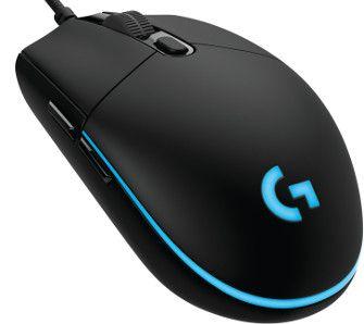 Logitech Pro Gaming Maus - Test