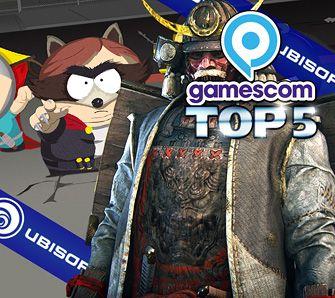 Top 5 Ubisoft-Spiele der gamescom 2016 - Special