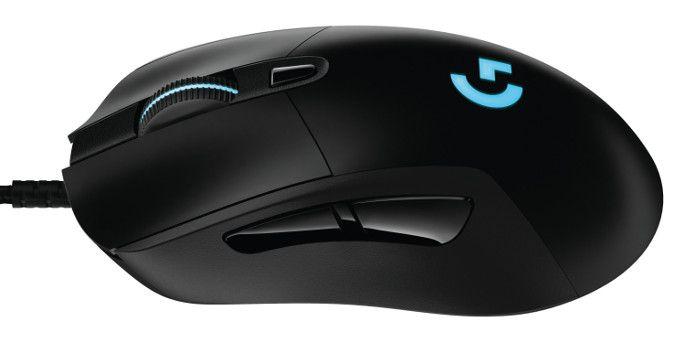 Logitech G403 Prodigy - Test