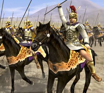 Rome: Total War - Barbarian Invasion - Test