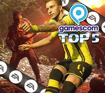 Top 5 Electronic-Arts-Spiele der gamescom 2016 - Special