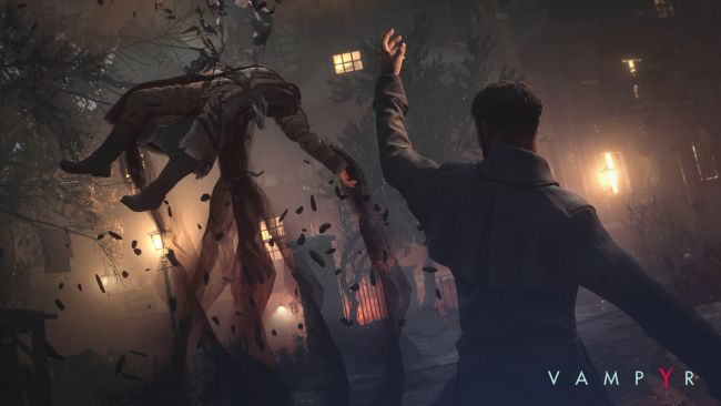 Vampyr - Screenshots - Bild 1