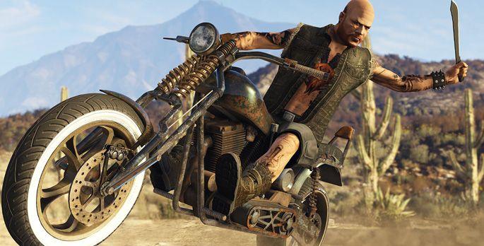 GTA Online: Bikers - Special