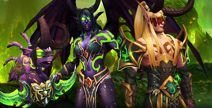 World of WarCraft: Legion - Test