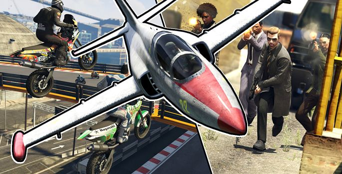 Top 5 GTA-Online-Add-ons - Special