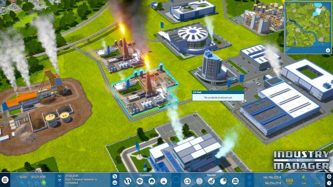 Industry Manager: Future Technologies - Screenshots - Bild 1