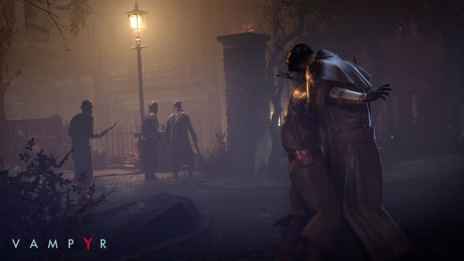 Vampyr - Screenshots - Bild 3
