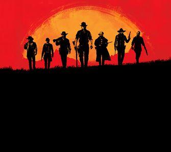 Red Dead Redemption 2 - Screenshots