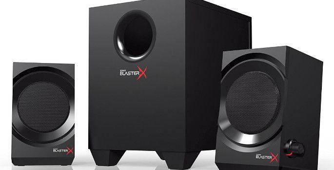 Sound BlasterX Kratos S3 - Test