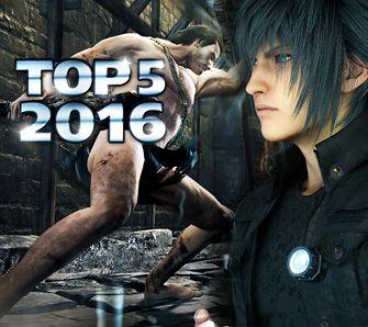 Top 5 Rollenspiele 2016 - Special