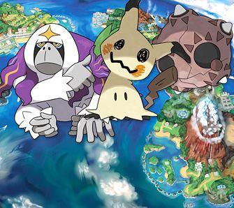 Top 5 Pokémon aus Alola - Special