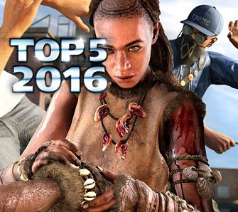 Top 5 Open-World-Spiele 2016 - Special