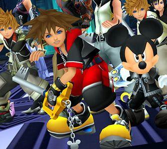 Kingdom Hearts HD II.8 Final Chapter Prologue - Test