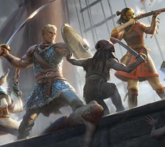 Pillars of Eternity II: Deadfire - Test