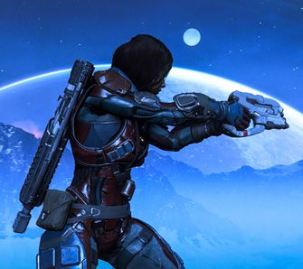 Mass Effect: Andromeda - Test