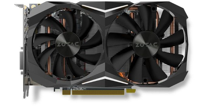 ZOTAC GeForce GTX 1080 Mini - Test
