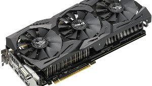 Asus ROG Strix GeForce GTX 1080 TI O11G