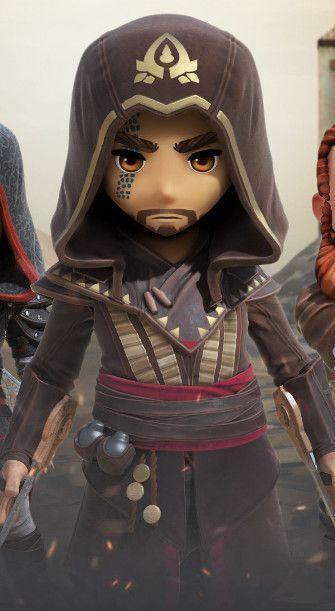 Assassin's Creed: Rebellion - Test