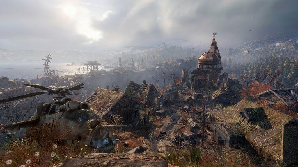 Metro Exodus E3 Screenshots Zum D 252 Steren Shooter