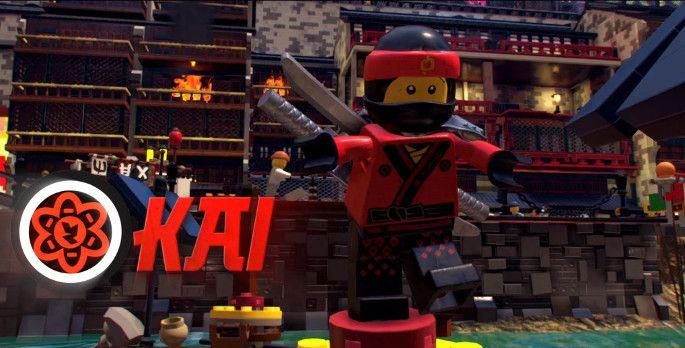 The LEGO Ninjago Movie Videogame - Test