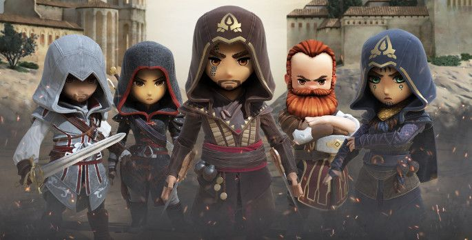 Assassin's Creed: Rebellion - Test