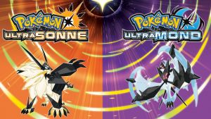 Pokémon UltraSonne / UltraMond