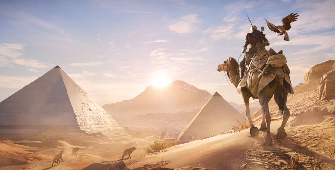 Assassin's Creed Origins - Komplettlösung