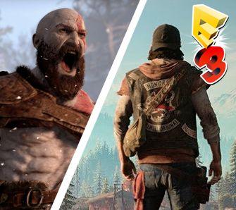 Top 10 Die besten PS4-Spiele der E3 - Special