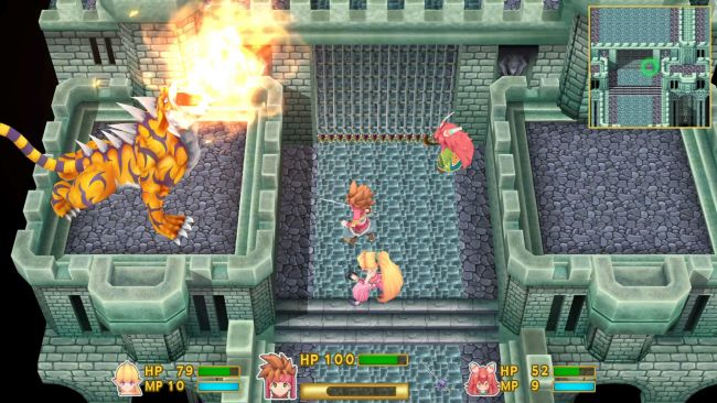 Secret of Mana - Screenshots - Bild 5