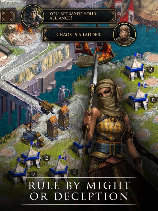 Game of Thrones: Conquest - Screenshots - Bild 6