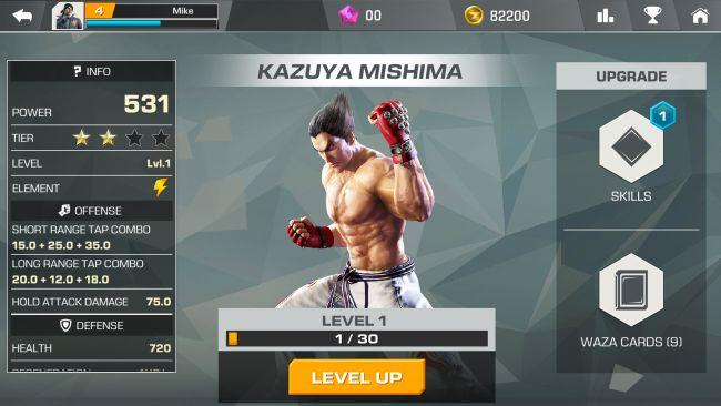 Tekken Mobile - Screenshots - Bild 5
