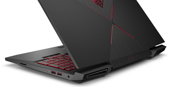 HP Omen 15 ce002ng - Test