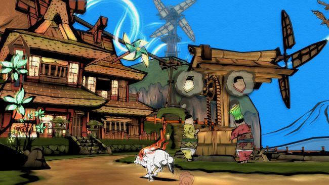 Okami HD - Screenshots - Bild 1