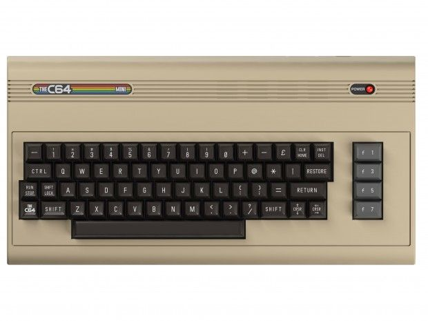 THEC64 Mini - Screenshots - Bild 4