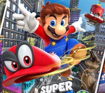Super Mario Odyssey - Test