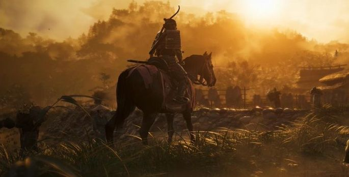Ghost of Tsushima - Preview