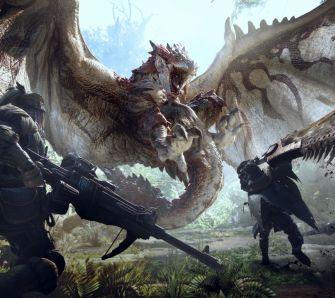 Monster Hunter World - Preview