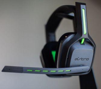 Astro A20 Wireless Headset - Test