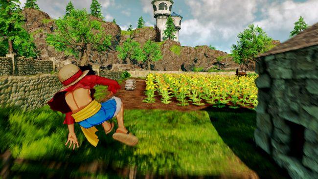 One Piece: World Seeker - Screenshots - Bild 1