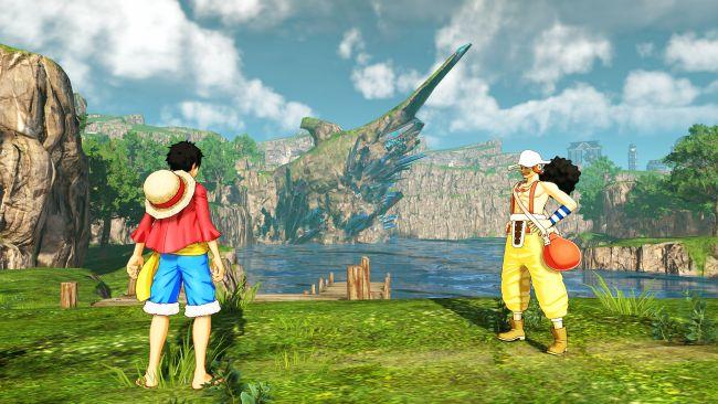 One Piece: World Seeker - Screenshots - Bild 13