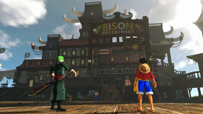 One Piece: World Seeker - Screenshots - Bild 19
