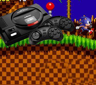 SEGA Mega Drive Flashback - Special