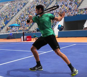Tennis World Tour - Preview