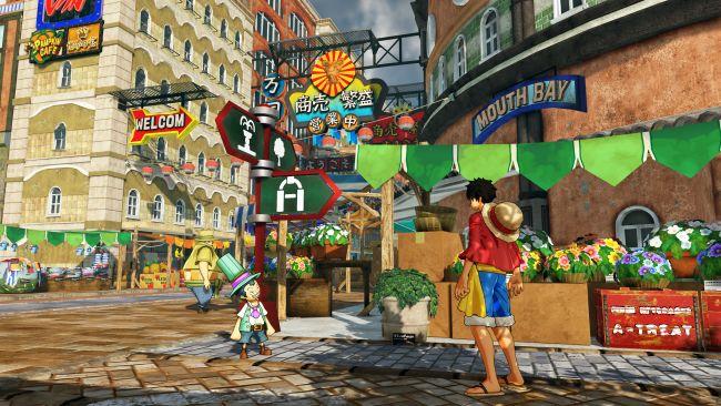 One Piece: World Seeker - Screenshots - Bild 9