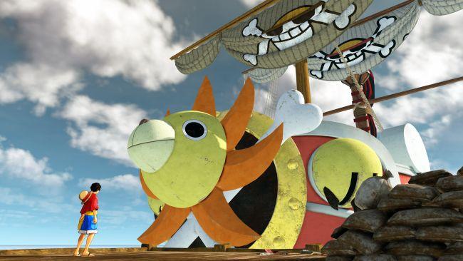 One Piece: World Seeker - Screenshots - Bild 21
