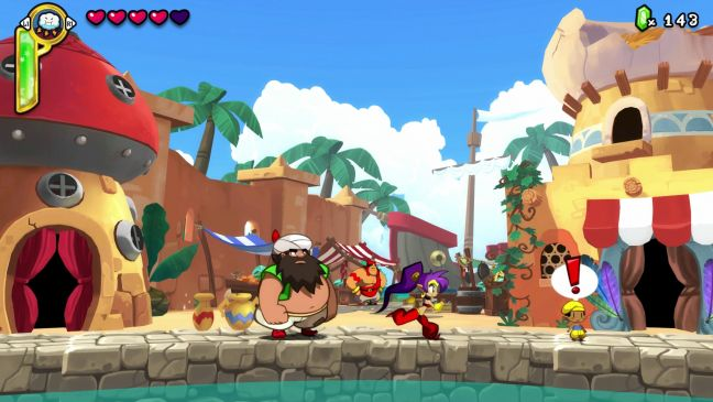 Shantae: Half-Genie Hero - Screenshots - Bild 5