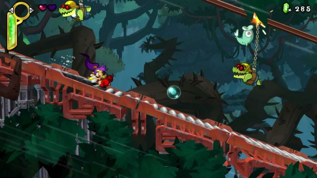 Shantae: Half-Genie Hero - Screenshots - Bild 6