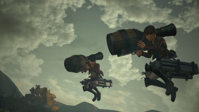 Attack on Titan 2 - Screenshots - Bild 3
